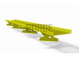 Переходный мостик BORGE для МЧ с высокой ступенькой 3 м (тип 2)