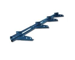 Снегозадержатель трубчатый BORGE 3м, 4 опоры, для гибкой черепицы, окрашенный (тип 1)