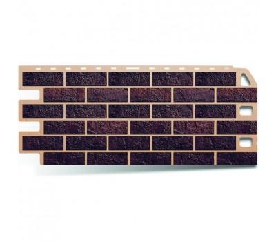 Различный цвет  Кирпич -  Панель фасадная Альта Профиль Кирпич Жженый 1130х470 мм