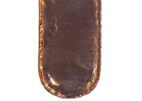Лента герметизирующая Экобит 10000х50 мм медь самоклеящаяся