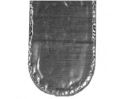Лента герметизирующая Экобит 10000х50 мм алюминий самоклеящаяся