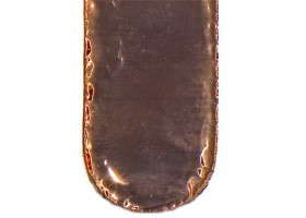 Лента герметизирующая Экобит 10000х75 мм медь самоклеящаяся