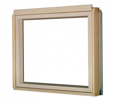 Различный цвет  Карнизные окна -  Карнизное окно Fakro BXP L3/P2 78х75 PROFI неоткрывающееся (глухое)