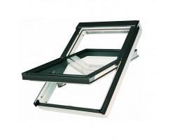 Окно мансардное Fakro FTU-V U3 Z-wave LUX 66х118