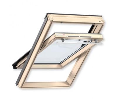 Различный цвет  Мансардные окна Velux Optima Standart - Komfort -  Мансардное окно VELUX GZR 3050