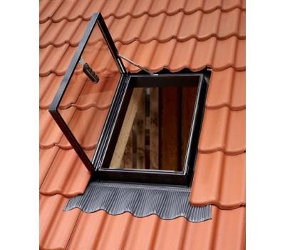 Различный цвет  Выходы на крышу Velux -  Аварийный выход на кровлю Velux GVT 0059 54х83см не жилой чердак