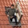 Выходы на крышу Velux