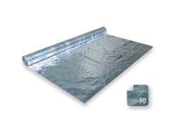 TERMOFOL 90 AL пароизоляция алюминизированная 1,5x50м