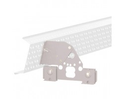 Крепеж дополнительный к снегозадержателю сетчатому на фальц VLE.2 L=2,46 м (3 шт.) ORIMA