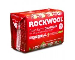 Утеплитель Rockwool | Роквул Лайт Баттс Скандик