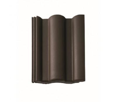 Различный цвет  BRAAS Таунус -  BRAAS Таунус темно-коричневый