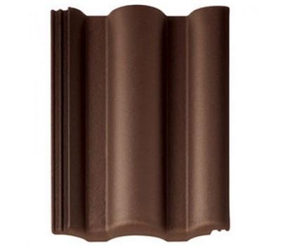 Различный цвет  BRAAS Таунус -  BRAAS Таунус коричневый