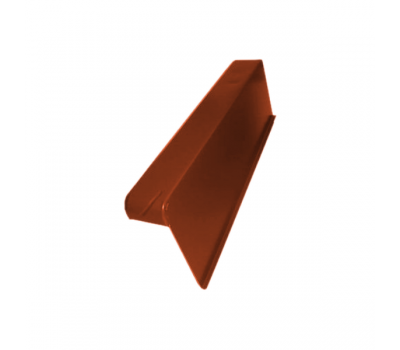 Различный цвет  Комплектующие к черепице BRAAS | Браас -  Боковая облегченная черепица (правая)