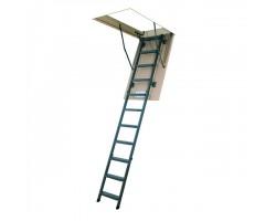 Складная металлическая лестница Fakro LMS 60*120*280
