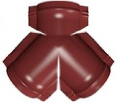Различный цвет  Комплектующие Grand Line   Гранд Лайн -  Тройник Y-образный для полукруглого конька