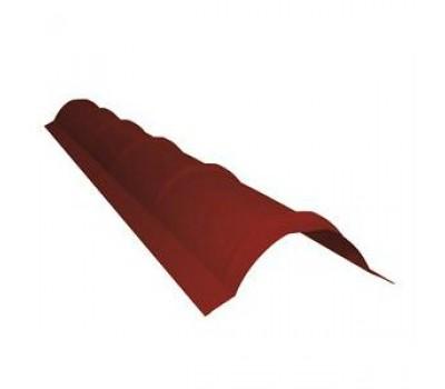 Различный цвет  Комплектующие Ruukki   Руукки -  Коньковая планка полукруглая 2100 мм