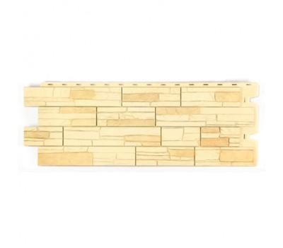 Различный цвет  Docke Stein (структура сланец) -  Панель фасадная 1200*430 Docke-R Stein
