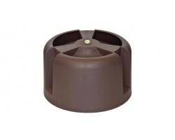 Колпак Krovent Hupcap 270 коричневый