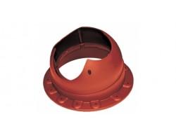 Проходной элемент Krovent Base-VT Seam 110 красный