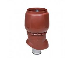Труба изолированная вентиляционная с колпаком XL-160/300 H=500 мм Vilpe