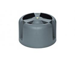 Колпак Krovent Hupcap 270 серый