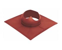 Проходной элемент Krovent Base-VT 110 красный