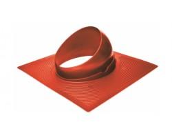 Проходной элемент Krovent Base-VT 125/150 красный