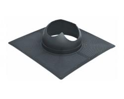 Проходной элемент Krovent Base-VT 110 черный