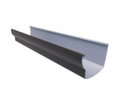 Различный цвет  Водосточная система Nicoll LG 28 -  Желоб водосточный Nicoll | Николь 4м LG 28