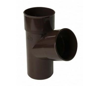 Различный цвет  Водосточная система Nicoll LG 33 -  Тройник трубы Nicoll | Николь LG 33