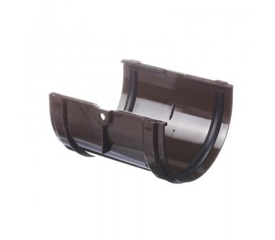 Различный цвет  Водосточная система Docke Standart 120/85 -  Соединитель жёлоба Docke | Дёке standart
