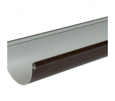 Различный цвет  Водосточная система Nicoll LG 33 -  Желоб водосточный Nicoll | Николь 4м LG 33