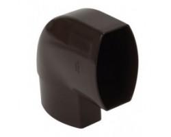 Отвод трубы универсальный 90 градусов Nicoll | Николь LG 28