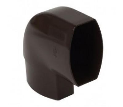 Различный цвет  Водосточная система Nicoll LG 28 -  Отвод трубы универсальный 90 градусов Nicoll | Николь LG 28