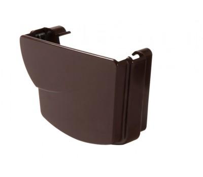 Различный цвет  Водосточная система Nicoll LG 28 -  Заглушка воронки правая Nicoll | Николь LG 28