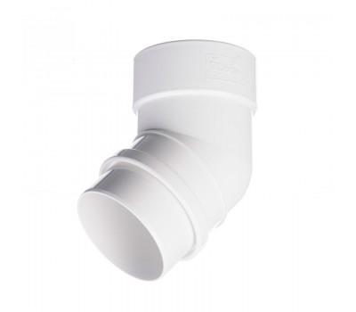 Различный цвет  Водосточная система Docke Lux 141/100 -  Отвод трубы 45 градусов Docke | Дёке Lux
